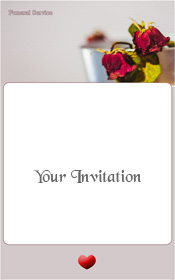 withered-red-rose-sympathy-funeral-invitation