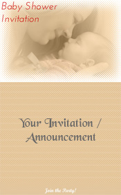 baby-shower-invitation-mother-newborn-baby