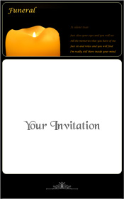burning-candle-poem-funeral-invitation
