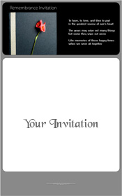 calla-granite-tombstone-remembrance-invitation