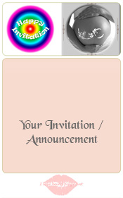 pregnant-african-woman-big-belly-black-white-invitation