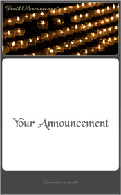tea-lights-death-announcement