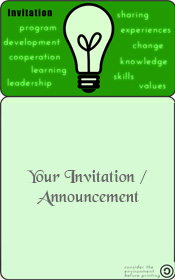 seminar-workshop-invitation-green-lightbulb
