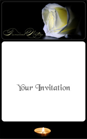 yellow-rose-funeral-notice-invitation