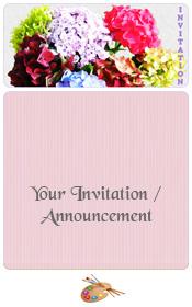 watercolor-hydrangea-bouquet-invitation